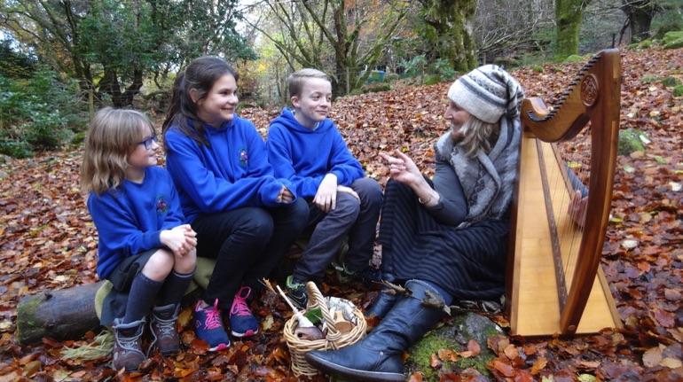 Native woodlands and rewilding brought to life for Highland